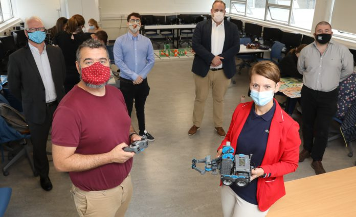 Galway Daily education Primary school Robot Wars coming to GMIT