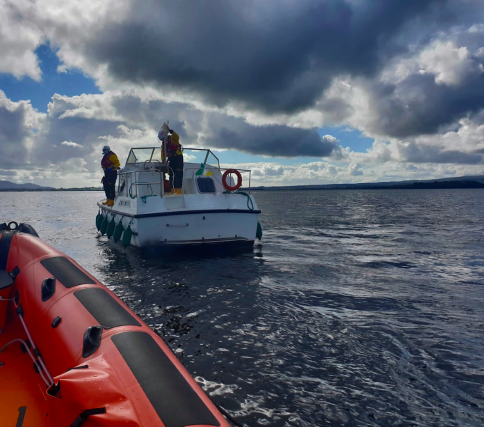 Lough Derg RNLI back to back callouts