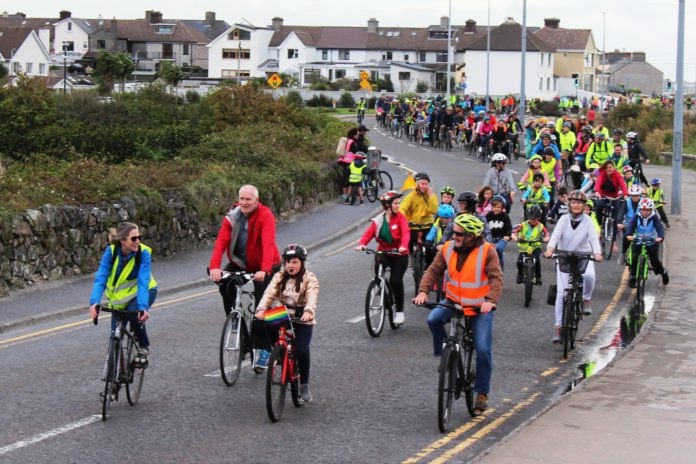 galway daily news salthill cycleway galway city
